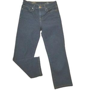 J. CREW Boyfriend Cropped Midrise Jeans